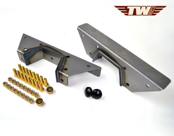 1973-1987 Rear C Notch Kit Squarebody C10
