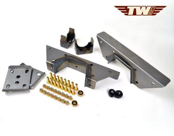 Chevy C10 Rear Lowering Kit