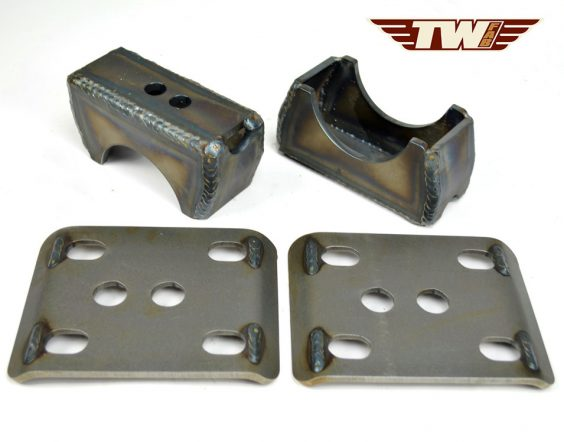 "1973-1987 C20 C30 Axle Flip Kit 8"" Drop"