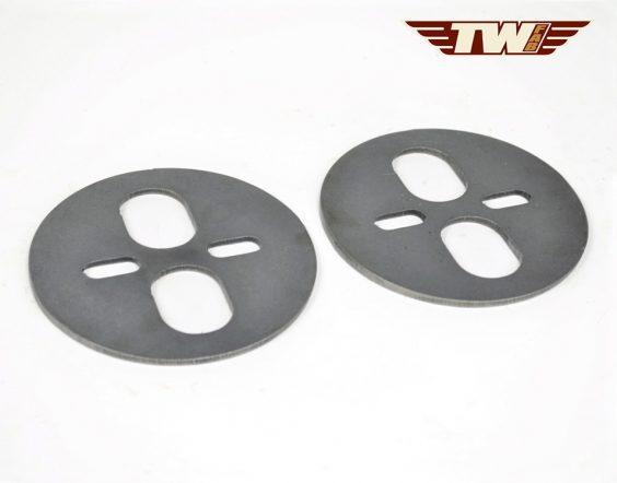Lower Air Bag Plates