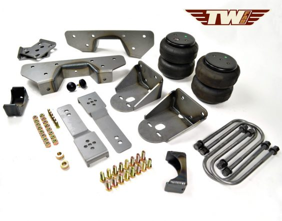 1973-1991 C20 C30 Rear Flip and C Notch Kit Squarebody