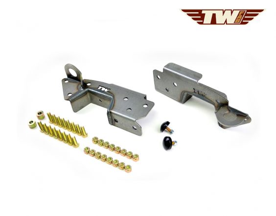 1973-1987 Rear C Notch Kit Squarebody Suburban
