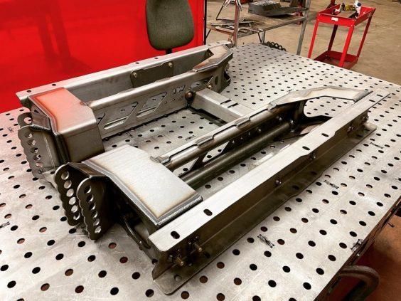 1963 - 1972 C10 Frame Stiffener