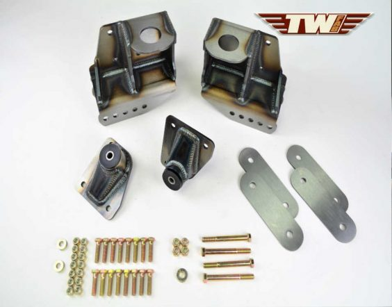 2wd to 4wd Front Conversion
