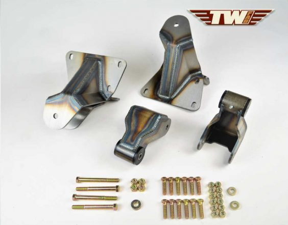2wd to 4wd Rear Conversion