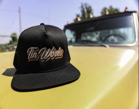 Tinworks Black Hat