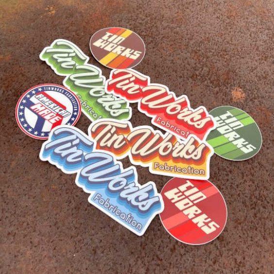 Tinworks Sticker Pack